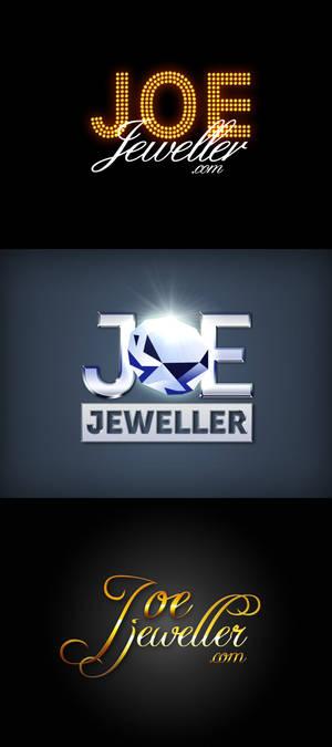 JoeJeweller.com logo concepts