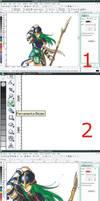 Corel Draw vectorization tutor