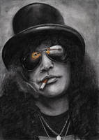 Slash by shan3990