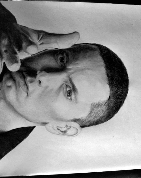 Eminem by shan3990