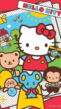Hello Kitty and her Friends