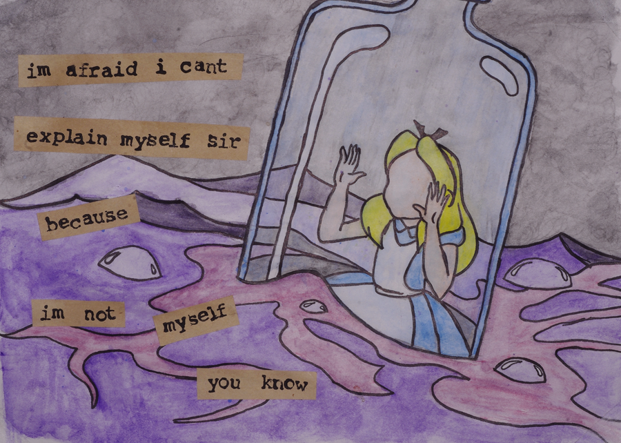 Im not myself, you know by hxcvisionary