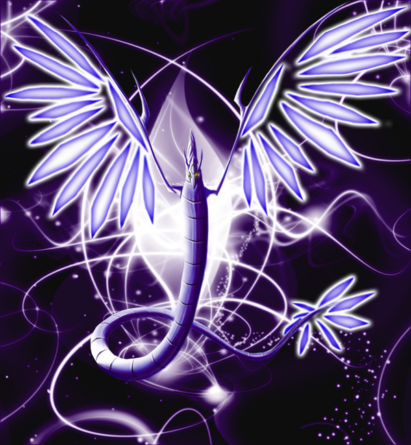 .: Light God - Xelight :. by lvdragon