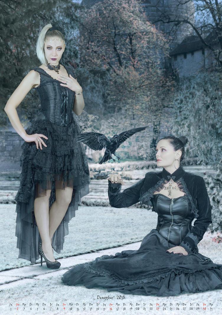 Kalender-gothic-2018-12 by salvatoredevito