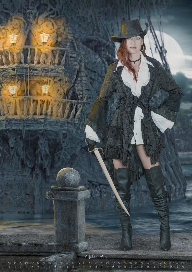 Kalender-gothic-2018-10 by salvatoredevito