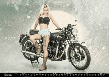Calendar 2019 young and vintage-10 by salvatoredevito