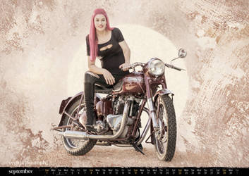 Calendar 2019 young and vintage-09 by salvatoredevito