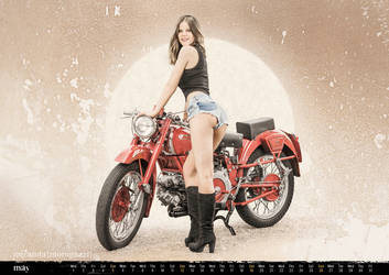 Calendar 2019 young and vintage-05 by salvatoredevito
