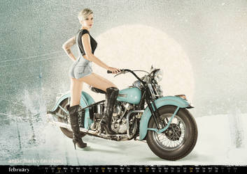 Calendar 2019 young and vintage-02 by salvatoredevito