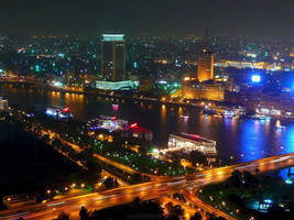 Cairo Night by theicon92