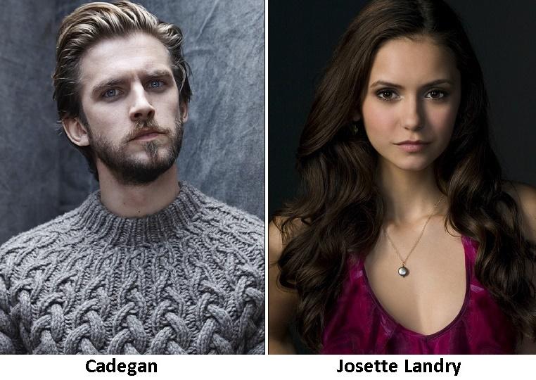 30. Cadegan and Josette by twiligthvampire89