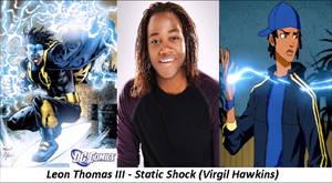 DC - Static Shock (Virgil Hawkins)