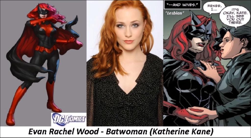 DC - Batwoman (Kate Kane) by twiligthvampire89