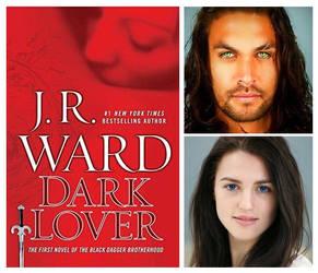 Dark Lover - Wrath and Beth by twiligthvampire89