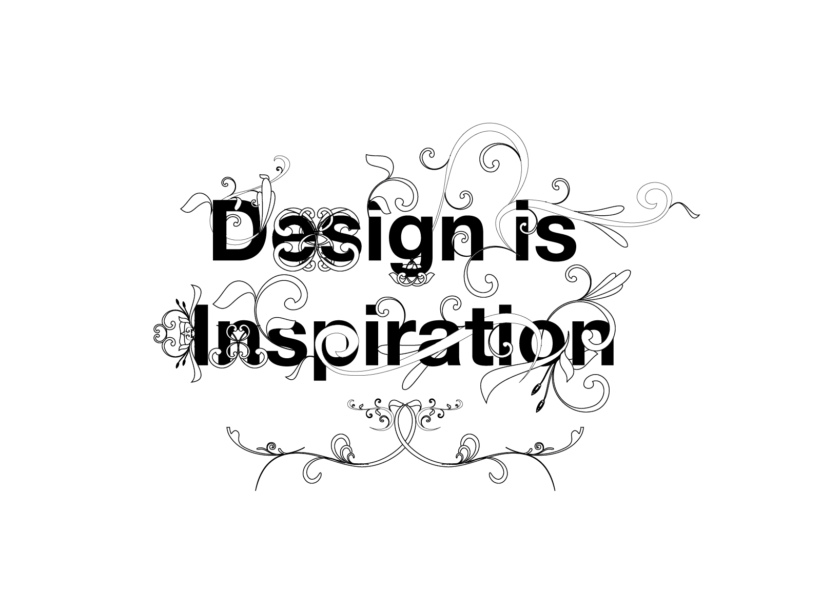 Design Is...Inspiration by sthursby