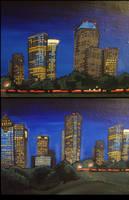 CityScape - Close Ups by Detonya-KAN