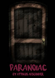 New Cover - Paranoiac by Detonya-KAN