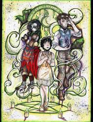 Spirits For Spirits by Detonya-KAN