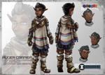 Ruger Character Sheet by Detonya-KAN