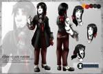 Icabod Character Sheet by Detonya-KAN