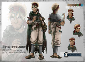 Lucian Character Sheet by Detonya-KAN