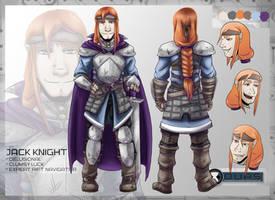 Jack Character Sheet by Detonya-KAN