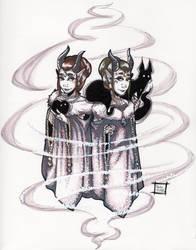 Mystic Twins