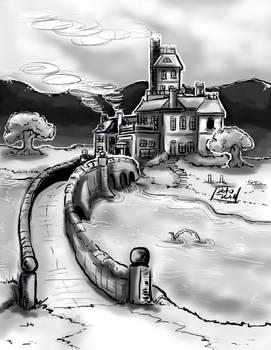 Castle Sketch 1