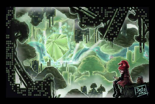 Icon's Adventures - Green COMPLETE