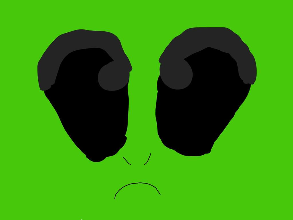 Alien emoji by RoseTheWitch on DeviantArt