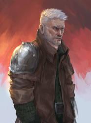 Hunter by cyberaeon