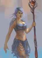 Rahab by cyberaeon