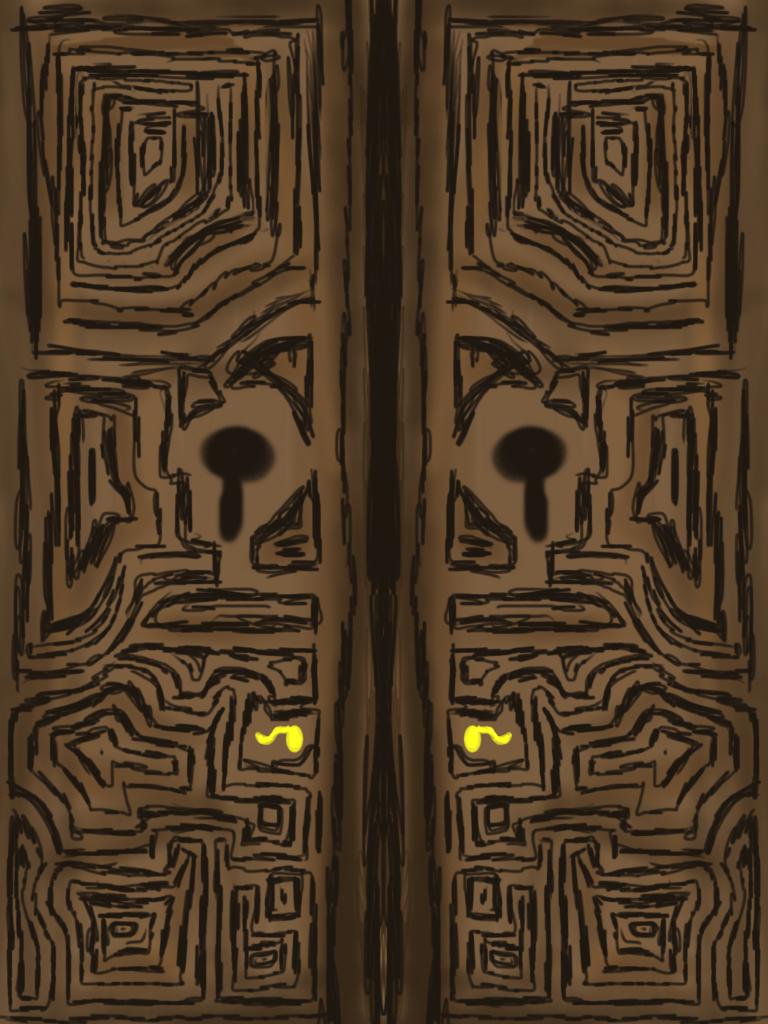 Ornate Door Challenge by Snipertomcat
