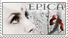 EPICA - Requiem For The Indifferent [stamp] by GothicNai