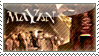 MaYaN - Quarterpast [stamp] by GothicNai