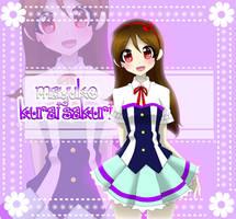 Star Idol Academy - Kuraisakuri Mayuko by ZenNiibi2