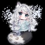 [Ko-fi Gift] Chibi Rin 2