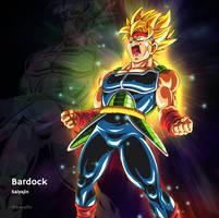Bardock Super Saiyajin by Sevolfo