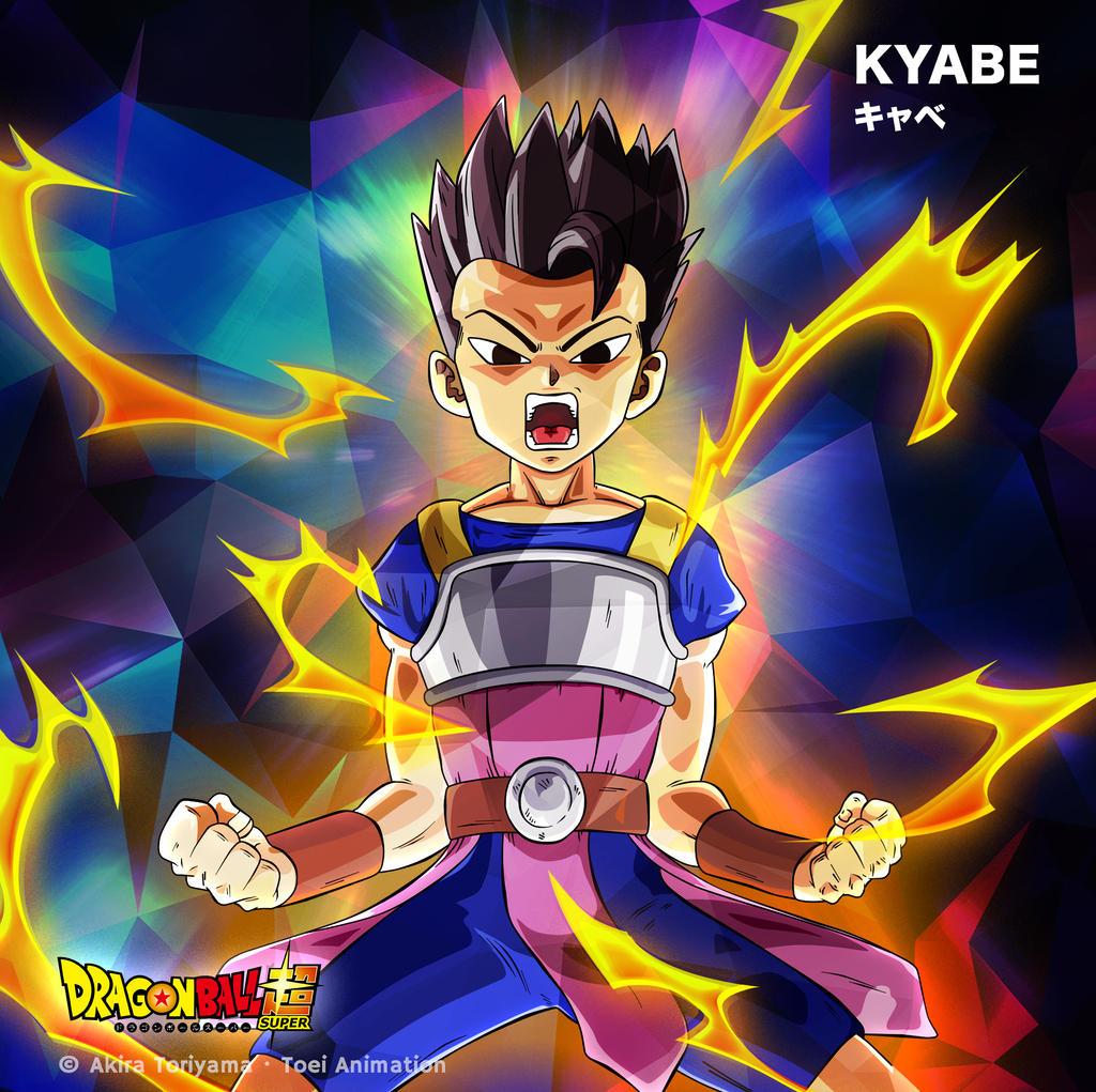 Kyabe Dragon Ball Super By Sevolfo On Deviantart