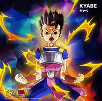 Kyabe, Dragon Ball Super by Sevolfo