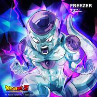 Freezer, Dragon Ball Z by Sevolfo