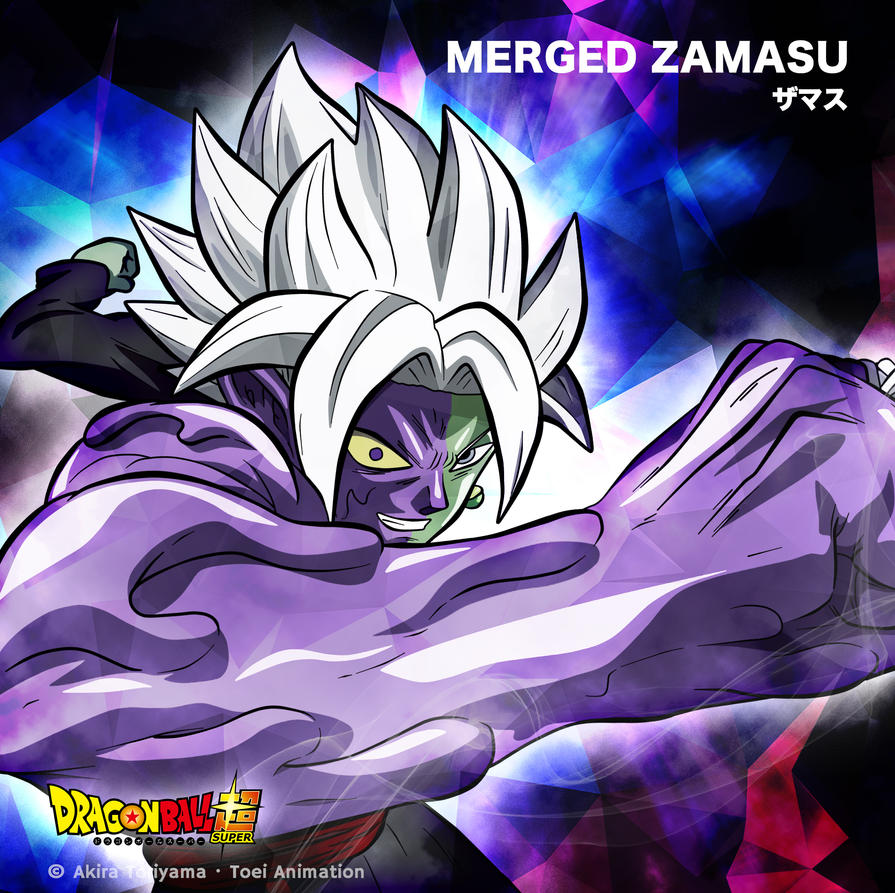 Merged Zamasu - New Transformation? by Sevolfo on DeviantArt