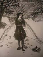 Bizenghast chapter art by asesshyluver