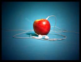 Apple iPod by sauceizzey