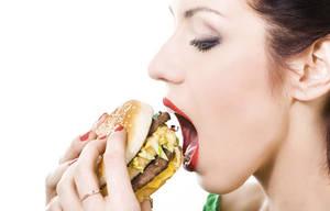Burger Vore by VLove300