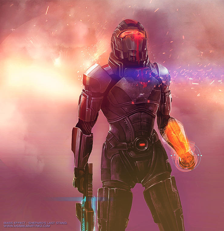 Shepard's Last Stand