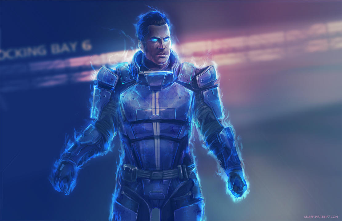 Kaidan's Return (ME3) by aelice