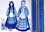 Sunny Belorussian patterns of XX century