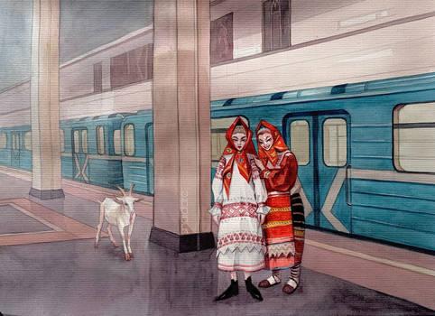 AUTOZAVODSKAYA STATION