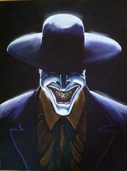 The Joker based on Alex Ross